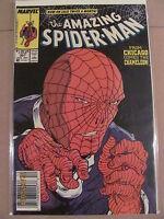 Amazing Spider-Man #307 Marvel Todd McFarlane 9.2 Near Mint- Newsstand Edition