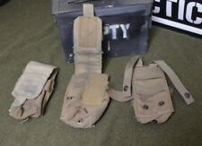 MOLLE II Double Mag Pouch - Coyote Brown USED