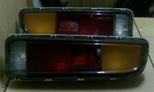 Toyota Celica TA22  flat tail lamps used items no bulb holders