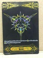 Bushiroad Cardfight Vanguard Imaginary Gift Accel V-GM/0092EN Black Foil Marker
