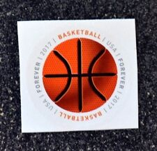 2017USA Forever - Have a Ball - Baketball - Single Postage Stamp -  Mint