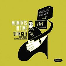 Stan Getz - Moments In Time (NEW CD)