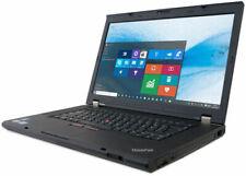 "New listing Nice 15.6"" Lenovo Thinkpad Laptop Win 7 Or 10 + Office Dvdrw Intel i5 4gb 160gb"