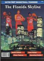 1988/89 Florida Gators Basketball Yearbook  MBX9