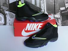 Nike Air Zoom Flight 'The Glove' Volt/Purple LAKERS US 10.5 / UK 9.5 / EUR 44.5