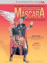 La Leyenda de una Mascara DVD