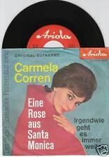 CARMELA CORREN Eine Rose aus Santa Monica 45/GER/PIC