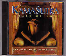 Kama Sutra - Soundtrack (A Tale Of Love)  - CD (TVT Take009CD 1997)
