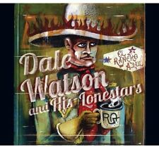 El Rancho Azul - Dale & His Lonestars Watson (2013, CD NIEUW)
