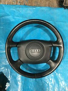 Audi 80 convertible leather steering wheel