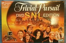 FACTORY SEALED! TRIVIAL PURSUIT SATURDAY NIGHT LIVE DVD EDITION