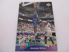 Carte NBA UPPER DECK 1992-93 ALL-STAR WEEKEND FR #13 Dominique Wilkins East