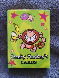 Cheeky Monkey's Playing Cards