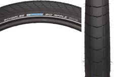 Pair of Tires Schwalbe Big Apple  29x2.35 HS430 Wire, Raceguard & Reflec Strip