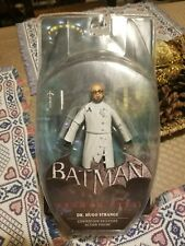 "BATMAN Arkham City Dr. HUGO STRANGE 7 "" figure Comic Con 2013 Exclusive"