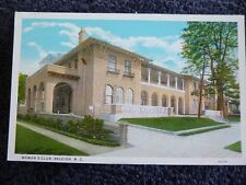 1930's The Woman's Club in Raleigh, NC North Carolina PC