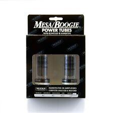 Mesa Boogie Amps STR-450 EL34 Duet - NOS Siemens Power Tubes - Matched Pair!