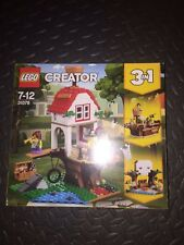 LEGO Creator 31078 Treehouse 3in1 Building Toy - Brand New Sealed Box