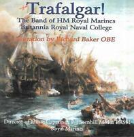 Trafalgar - The Band of H.M. Royal Marines (2002 CD Album)
