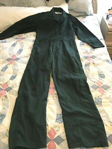 MECHANIC'S COVERALLS  SIZE MED.40-42 MADE IN U.S.A.
