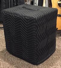 AGUILAR SL 112 1x12 Custom Padded Premium Bass Guitar Amp Cover - Black!!  - 1