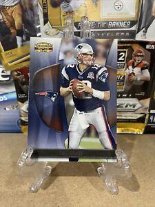 Tom Brady 09 Donruss Gridiron Gear Card New England Patriots 🏈rare Sports Card