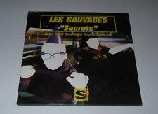 Les Sauvages - secrets - cd single 2 titres 1997