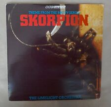 Limelight ORCHESTRA tema da Skorpion BBC RESL 126