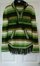 Tie Long Sleeve Wool Regular Jumpers & Cardigans for Women