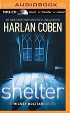 Mickey Bolitar: Shelter : A Mickey Bolitar Novel 1 by Harlan Coben (2015, MP3...