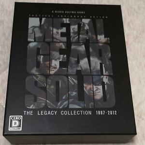 Metal Gear Solid Legacy Collection PS3 PlayStation 3 Japanese Ver.