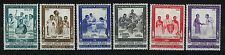 VATICANO VATICAN 1965 MNH SC.404/409 Canonization of African Martyrs
