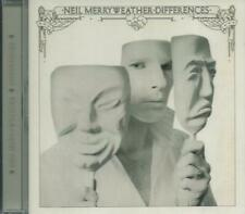 NEIL MERRYWEATHER - DIFFERENCES 1978 ex MAMA LION pre LITA FORD no US iss SLD CD