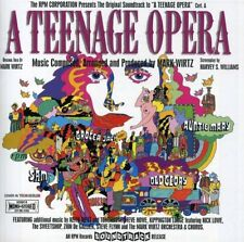 A Teenage Opera: Original Soundtrack Recording [CD]