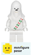 sw763 Lego Star Wars 75146 - Snow Chewbacca Christmas Minifigure - New