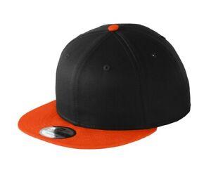 NEW ERA Classic 9FIFTY Flat Bill Snapback Adjustable Fit 950 Cap Hat New!