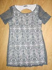 Topshop Stretch, Bodycon Regular Size Lace Dresses for Women