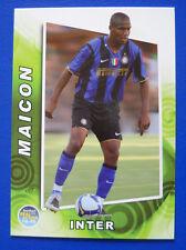 9899c66fb2da0 FOOTBALL CARDS PANINI REAL ACTION 2008-09 - N.50 - MAICON - INTER