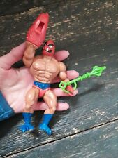 1981 He-Man MOTU Masters of the Universe Clawful Action Figure With Weapon