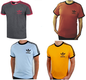 Mens Adidas Originals California T Shirt Mens Adidas Short Sleeve Crew Neck BNWT