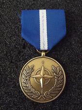 (A46-07) NATO Einsatzmedaille  Yugoslavia Balkan Operation Orden
