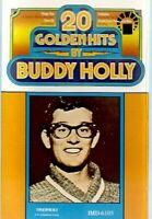 Buddy Holly .. 20 Golden Hits By... Import Cassette Tape
