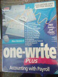 One Write Plus Ver 4