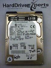 IBM 22L0055 31L9764 DARA-206000 MLC:F79819 6gb 4200rpm PATA ATA/IDE Thailand