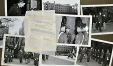 New listing Usma Visit of British Lt. General Sir Gerald Templer - Photos & Docs.