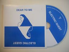 ELECTRIC GUEST : DEAR TO ME [ CD SINGLE ]