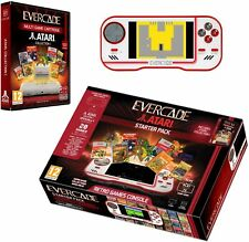 Evercade Starter Pack with Atari Cartridge Collection 1 - In Stock Now Shipping!