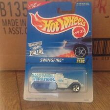 Hot Wheels Swingfire Snow Patrol # 492