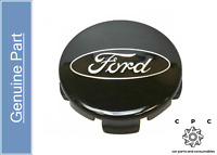 Fiesta Kuga Focus Genuine Ford Alloy Wheel Centre Gloss Black