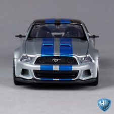 Maisto 1/24 Need For Speed 2014 Ford Mustang GT Street Racer Diecast Car Model